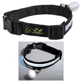 Promotional Light-Up Pet Collar