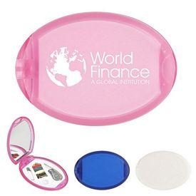 Promotional Little Traveler Sewing Kit Mirror