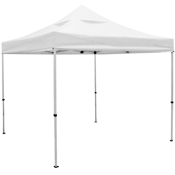 Deluxe 10 Ft Square Vented Canopy Tent (Non-Printed)  sc 1 st  The Executive Advertising & Deluxe 10 Ft Square Vented Canopy Tent (Non-Printed) | Event Tents ...