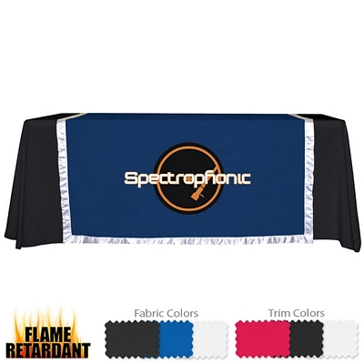 Promotional 57-inch Accent Table Runner (Full-Color Digital Imprint)