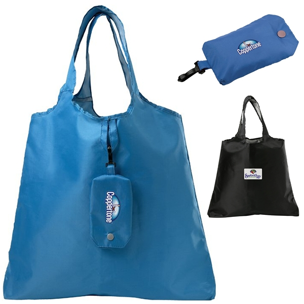 Lite Foldable Tote Bag