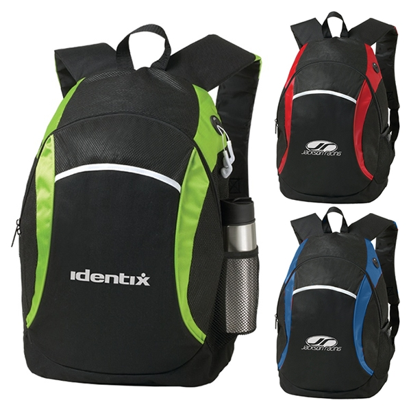promotional infinity backpack customized infinity