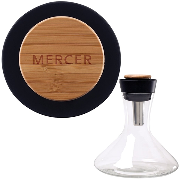Promotional aerato wine decanter customized aerato wine for Wine carafes and decanters