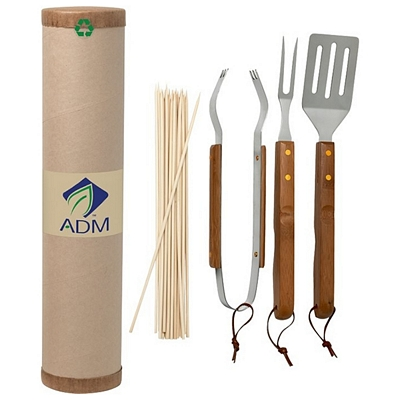 Promotional EcoFriendly BBQ Set