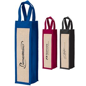 Promotional Napa Wine Gift Tote Bag