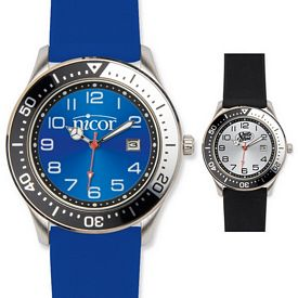 Promotional Scout Silicone Analog Watch