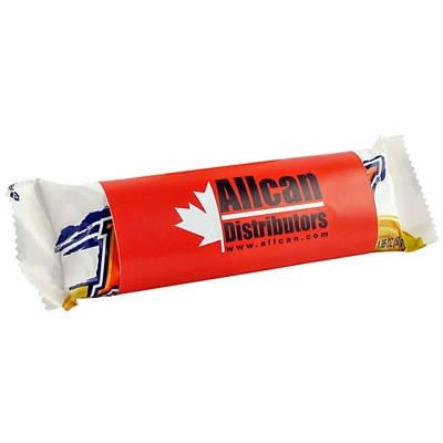 Promotional Overwrapped Payday Candy Bar