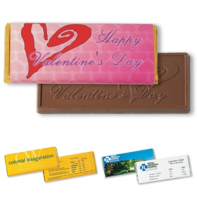 Promotional Third-Ounce Mini Wrapper Bar