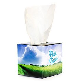 Promotional 2 Ply Mini Tissue Box