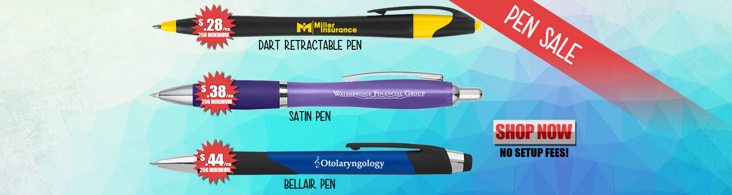Promotional Pen Sale