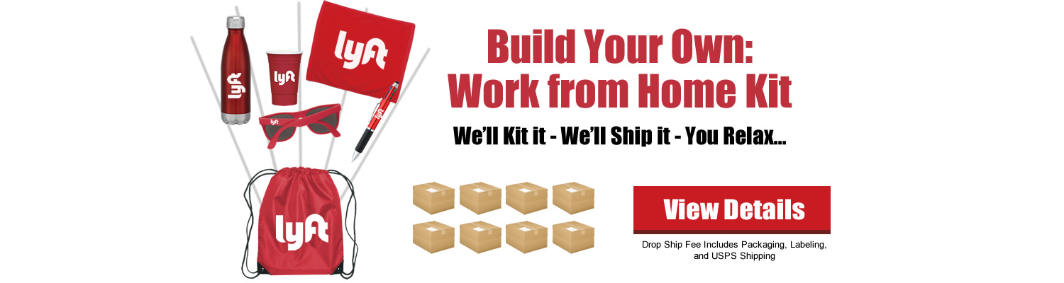 Build Your Own Custom Employee Wrok from Home Kits