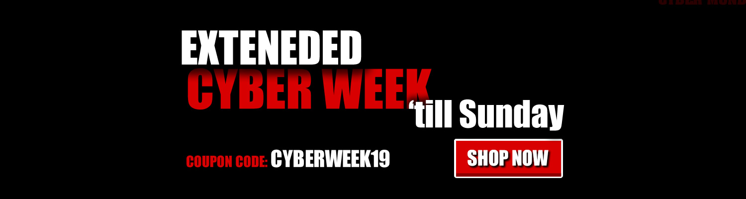 Promotional Cyber Week Products