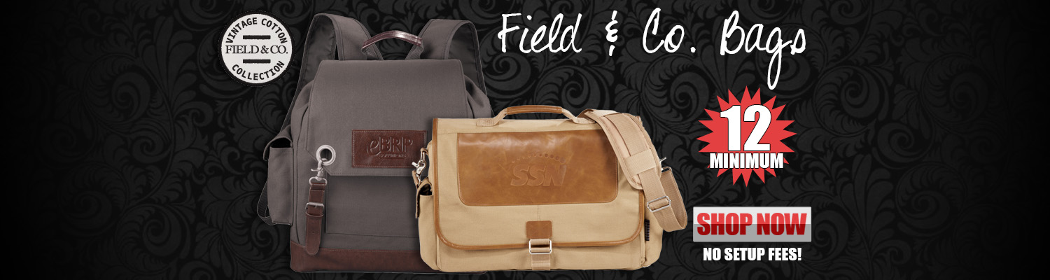 Promotional Field and Company Bags