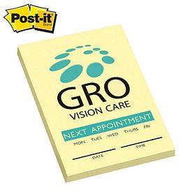 Promotional Post-it Spot Print 2-inch x 3-inch Sticky Note