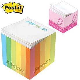 Promotional Post-it 2.125x2.125x2 Mini Sticky Note Cube