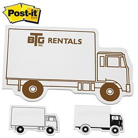 Promotional Post-it Shape Truck Shape X-Large Sticky Note