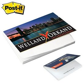 Customized Post-it Note Pad with Cover
