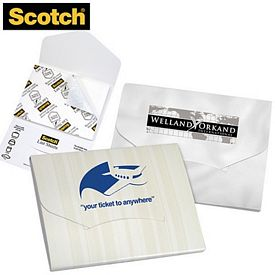 Promotional Scotch Lint Sheets Pocket Pack