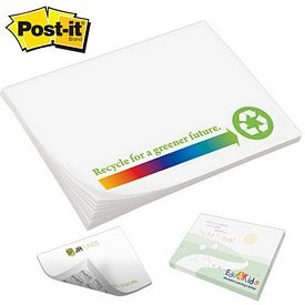 Promotional Post-It Full Color 3-inch x 4-inch Sticky Note