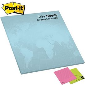 Customized Post-it 15.75-inch x 15.75-inch BIG Sticky Note Pads