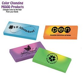 Promotional Color Changing Mood Erasers