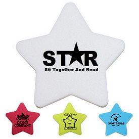 Promotional Star Pencil Eraser