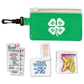 Promotional Race Track Care Kit