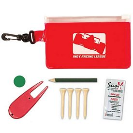 Promotional Charity Tournament Golf Kit
