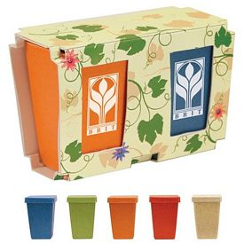 Promotional 2 Pack Flower Planter