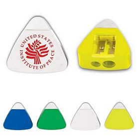 Promotional Triad Eraser Sharpener