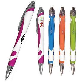 Promotional Tempo Click Plastic Pen