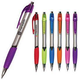 Promotional Ventura Grip Plastic Pen