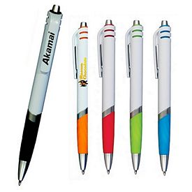 Promotional Carnival Grip Pen