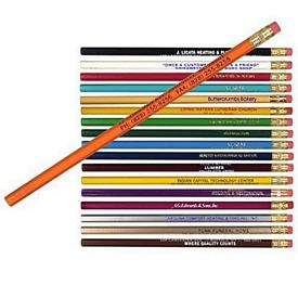 Promotional Pioneer Hex Pencil