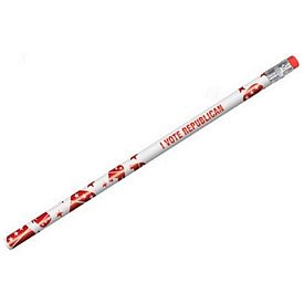 Promotional Republican Political Foil Pencil