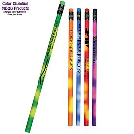 Promotional Mood Color Changing Pencil Colored Eraser