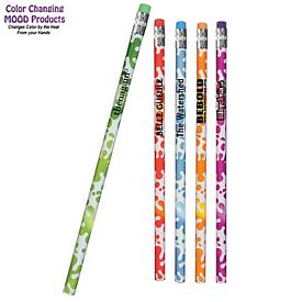 Promotional Mood Color Changing Splash Pencil