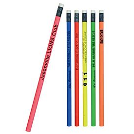 Promotional Neon Thrifty Pencil