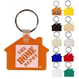 Promotional House Key Fob