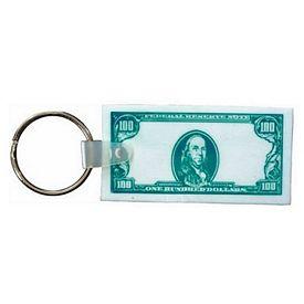 Promotional Currency Dollar Bill Key Fob