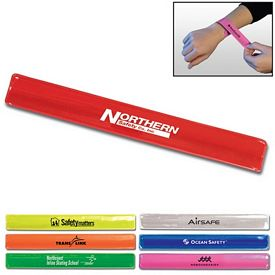 Promotional Reflective Snap Wristband