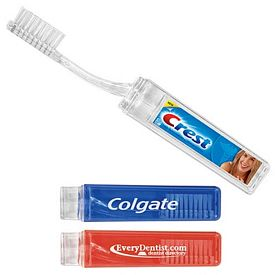 Promotional Travel Toothbrush