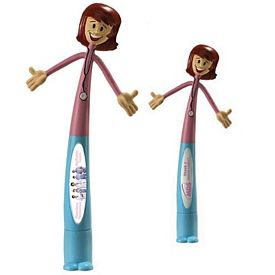 Promotional Nurse Bend-A-Pen