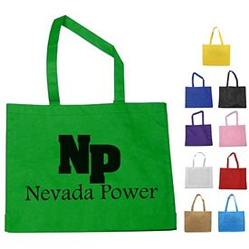 Promotional Non-Woven Gusset Tote Bag