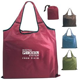 Promotional RPET Fold-Away Carry All Tote