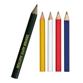 Promotional Hex Mini Golf Pencils