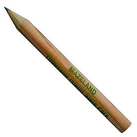 Promotional Round Natural Finish Golf Pencils