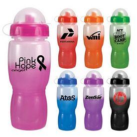 Promotional 18 oz. Mood Polysavermate Water Bottles
