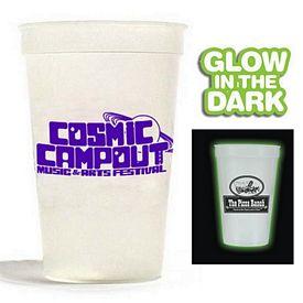 Promotional 17 oz. Nite-Glow Stadium Cup