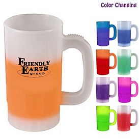 Promotional 14 oz. Mood Beer Stein